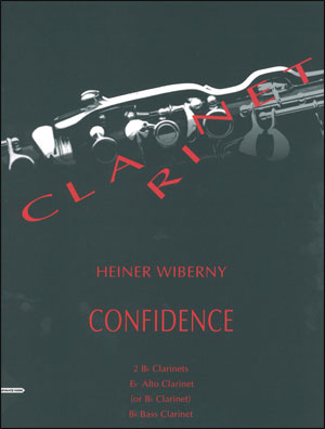 Confidence - Clarinet Quartet
