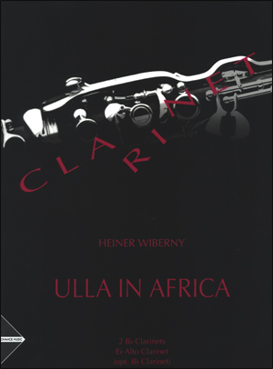 Ulla In Africa - Clarinet Quartet