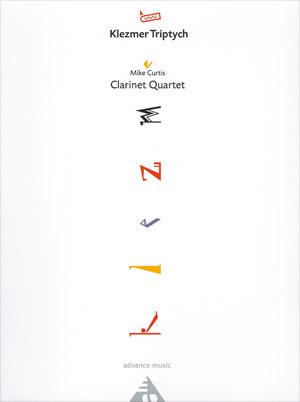 Klezmer Triptych - Clarinet Quartet