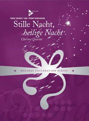 Stille Nacht, heilige Nacht - Clarinet Quartet
