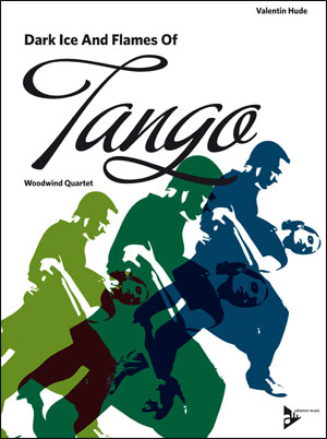 Dark Ice and Flames of Tango - Woodwind Quartet