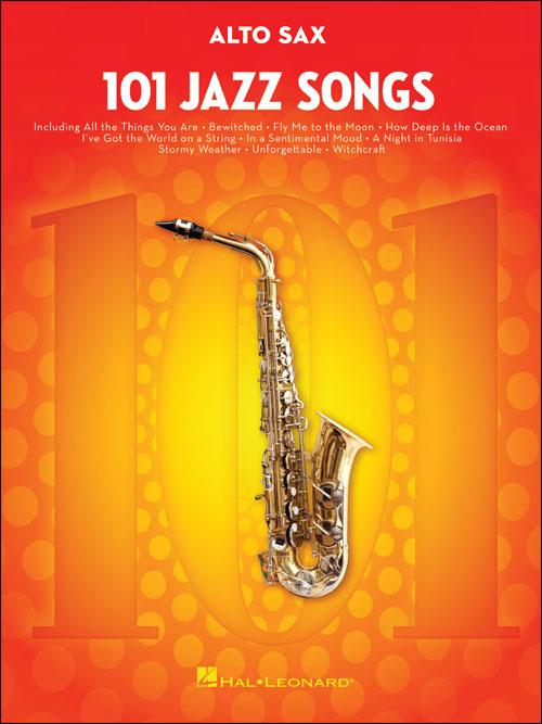101 Jazz Songs - Alto