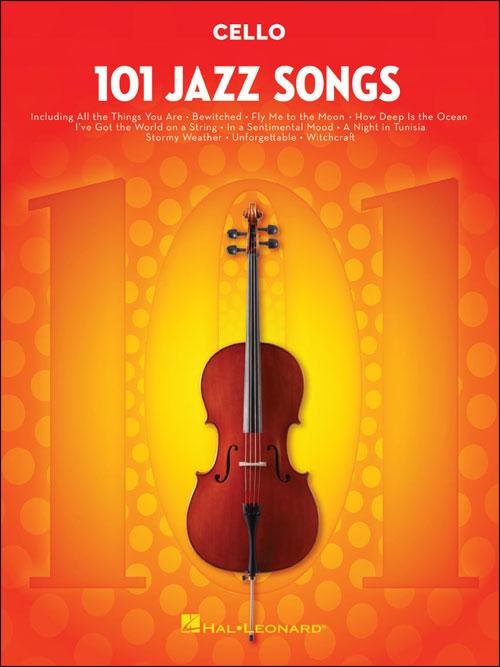 101 Jazz Songs - Cello
