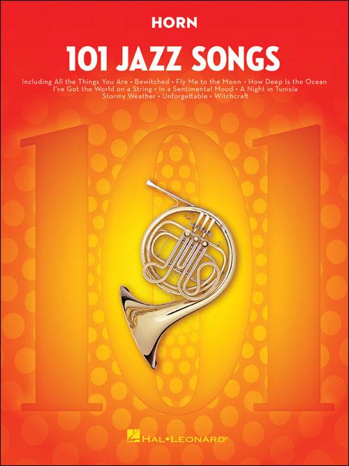 101 Jazz Songs - Horn