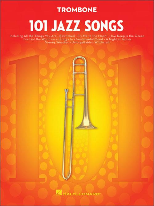 101 Jazz Songs - Trombone