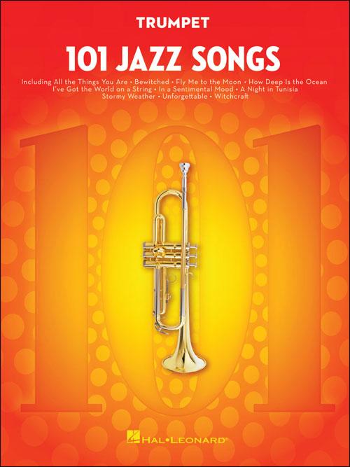 101 Jazz Songs - Trumpet
