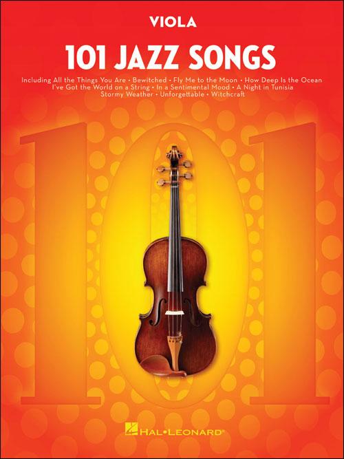 101 Jazz Songs - Viola