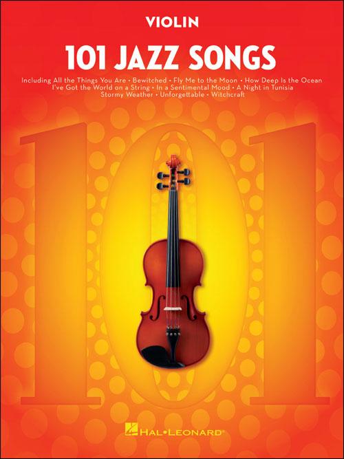 101 Jazz Songs - Violin