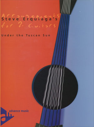 Arrangements for 2 Guitars - Under the Tuscan Sun