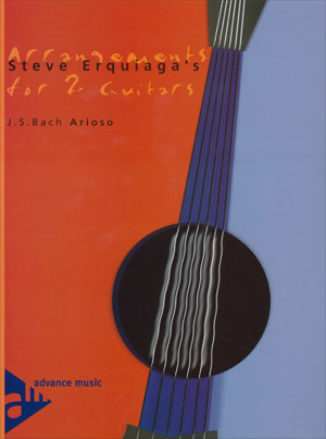 Arrangements for 2 Guitars - Arioso