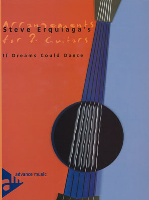 Arrangements for 2 Guitars - If Dreams Could Dance