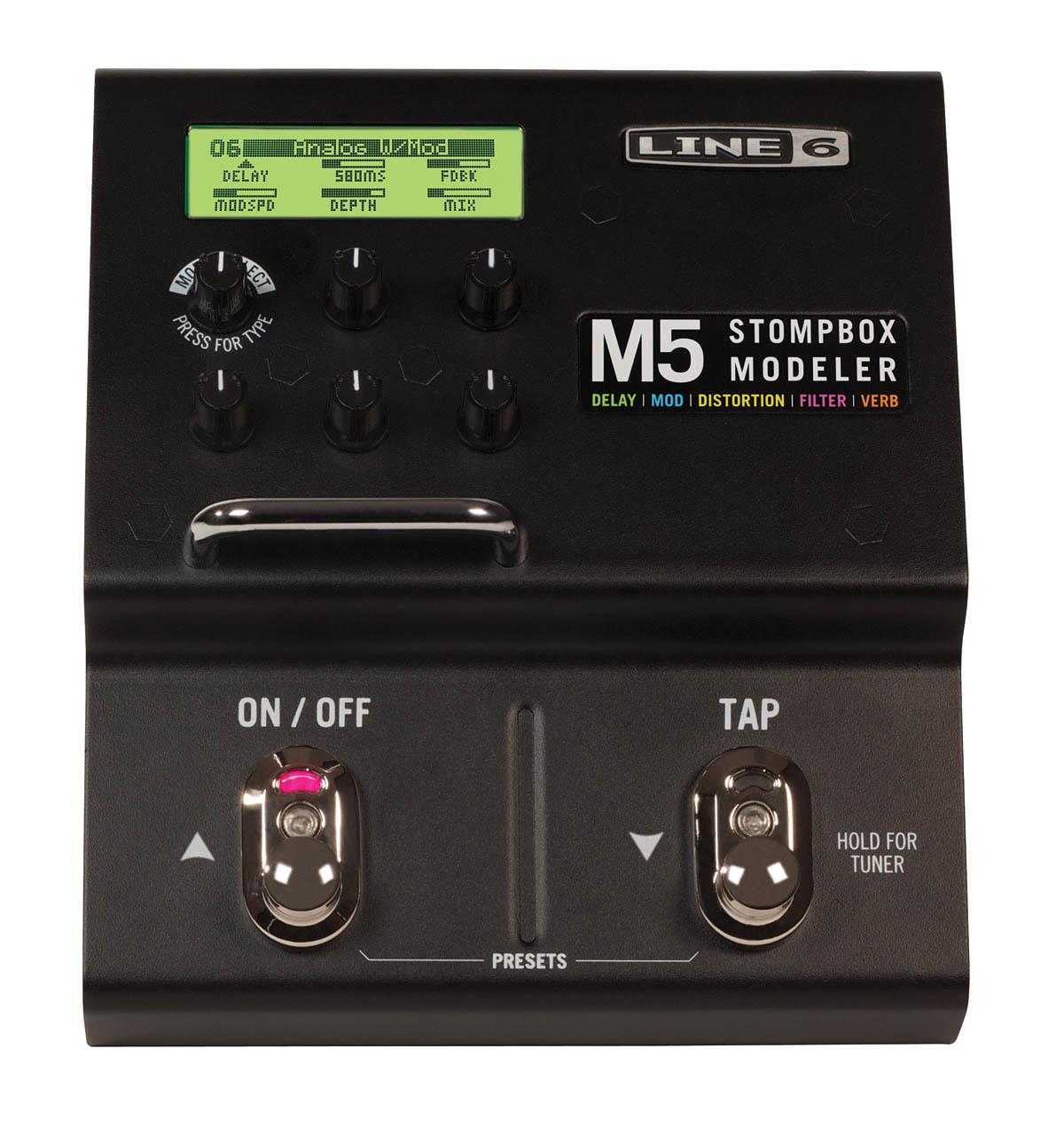 M5: Stompbox Modeler