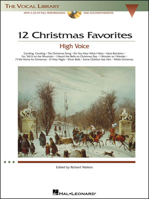 12 Christmas Favorites for High Voice