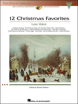 12 Christmas Favorites for Low Voice