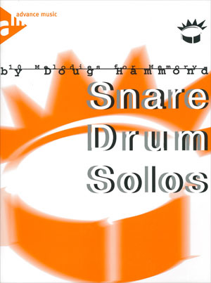 Snare Drum Solos: 10 Melodies for Memory by Doug Hammond