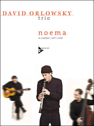 Noema - B Flat Clarinet (Opt. C Part)