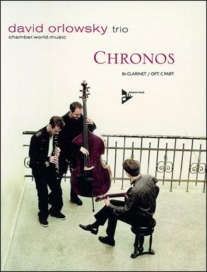 Chronos - B Flat Clarinet (Opt. C Part)