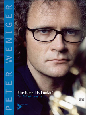 The Breed Is Funkin' - For Eb Instruments