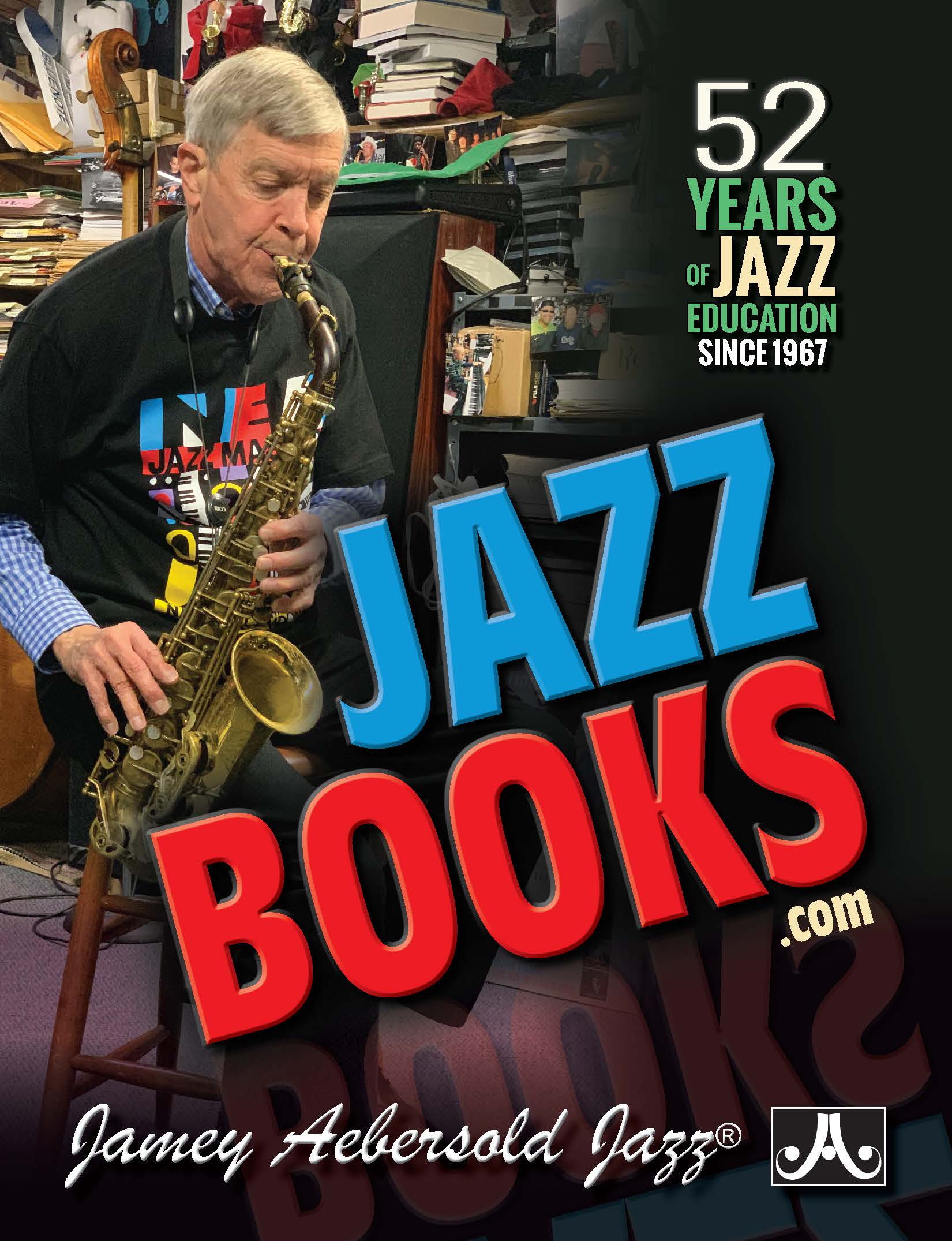 Free Jamey Aebersold Jazz Books Catalog