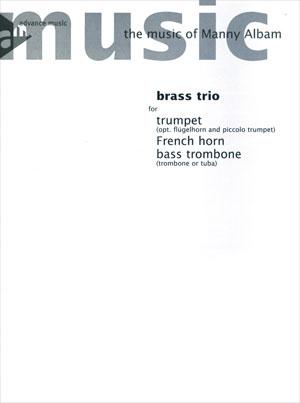 The Music of Manny Albam - Brass Trio