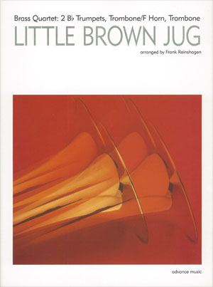 Little Brown Jug - Brass Quartet