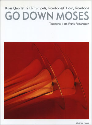 Go Down Moses - Brass Quartet