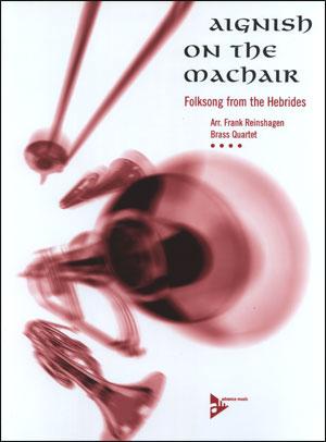 Aignish on the Machair - Brass Quartet
