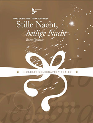 Silent Night (Stille Nacht) - Brass Quartet