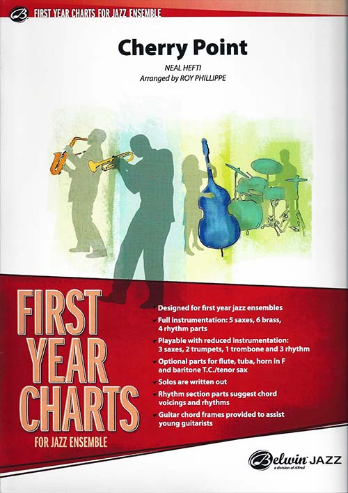 Cherry Point: First Year Charts