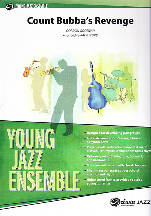 Count Bubba's Revenge: Young Jazz Ensemble