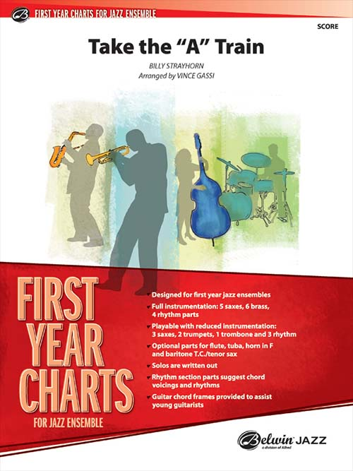 """Take the """"A"""" Train: First Year Charts"""
