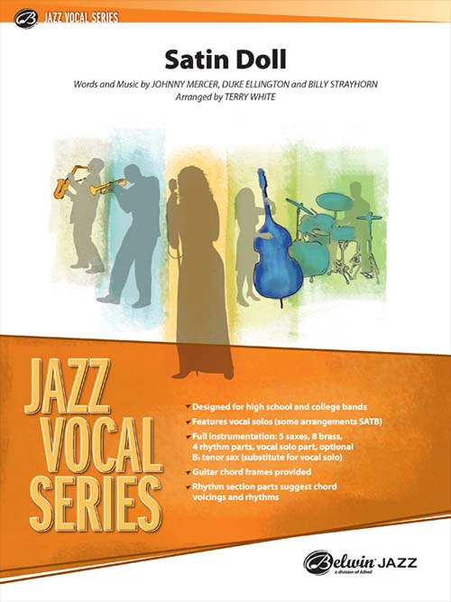 Satin Doll: Jazz Vocal Series