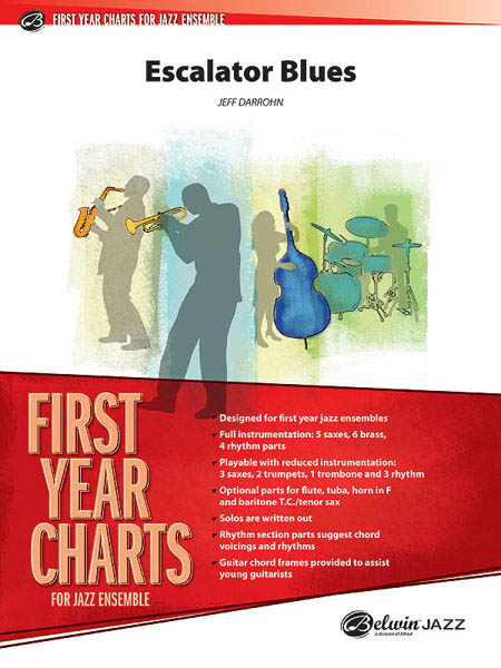 Escalator Blues: First Year Charts