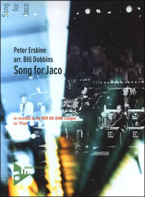 "WDR - Big Band Arrangements from ""Prism"" - Peter Erskine/arr. Bill Dobbins - Song For Jaco"