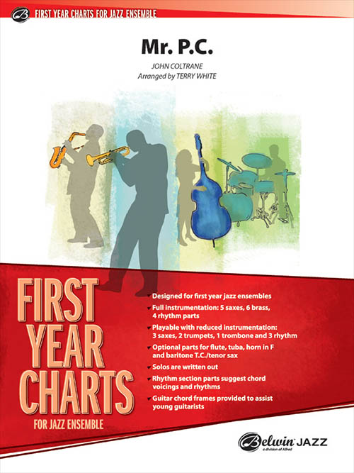 Mr. P.C.: First Year Charts