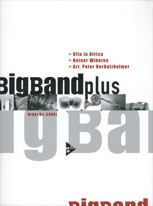 Big Band Plus - Ulla in Africa