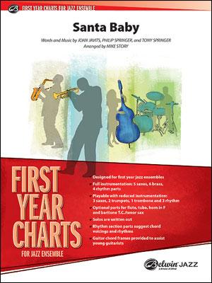 Santa Baby: First Year Charts