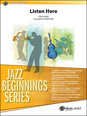 Listen Here: Jazz Beginnings Series