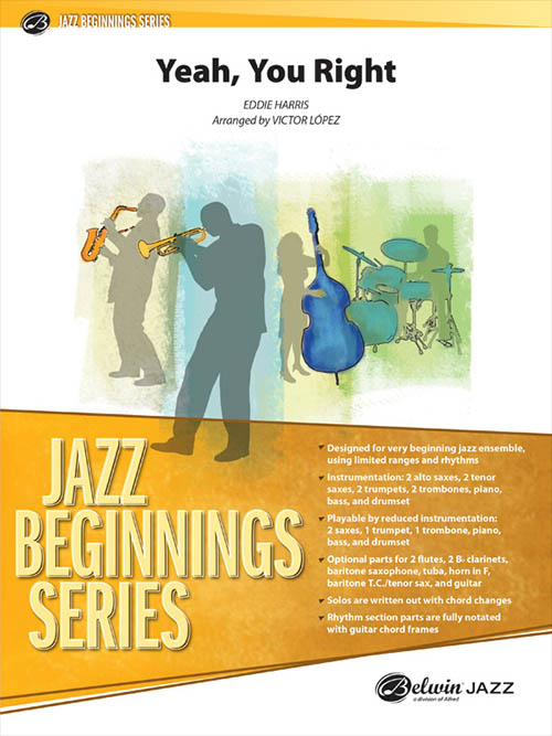 Yeah, You Right: Jazz Beginnings Series