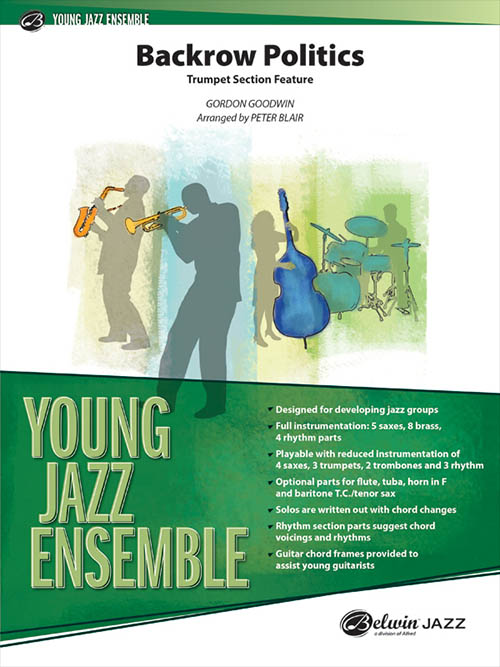 Backrow Politics: Young Jazz Ensemble