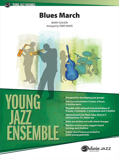 Blues March: Young Jazz Ensemble