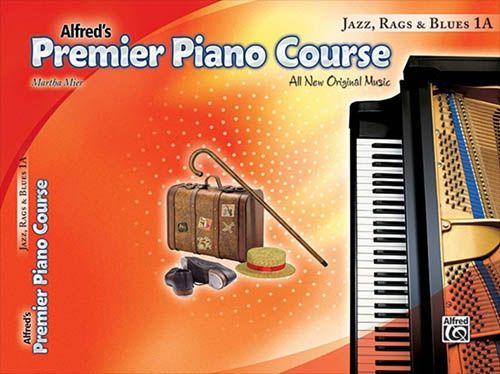 Premier Piano Course: Jazz, Rags & Blues 1A