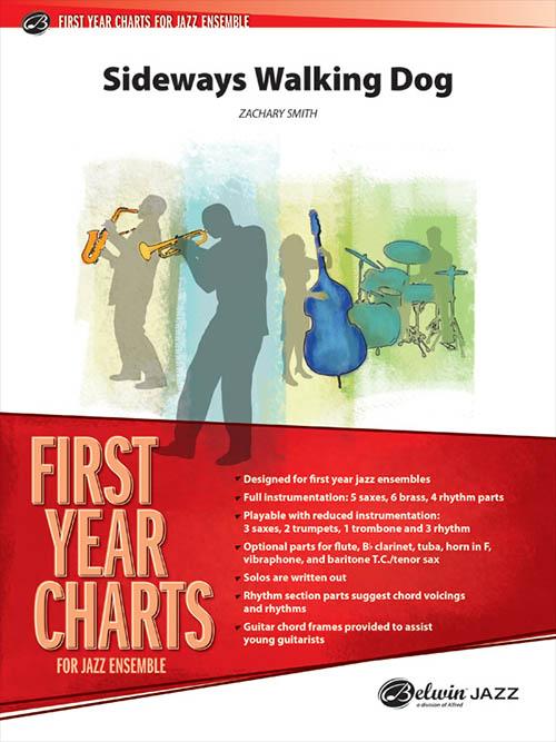 Sideways Walking Dog: First Year Charts