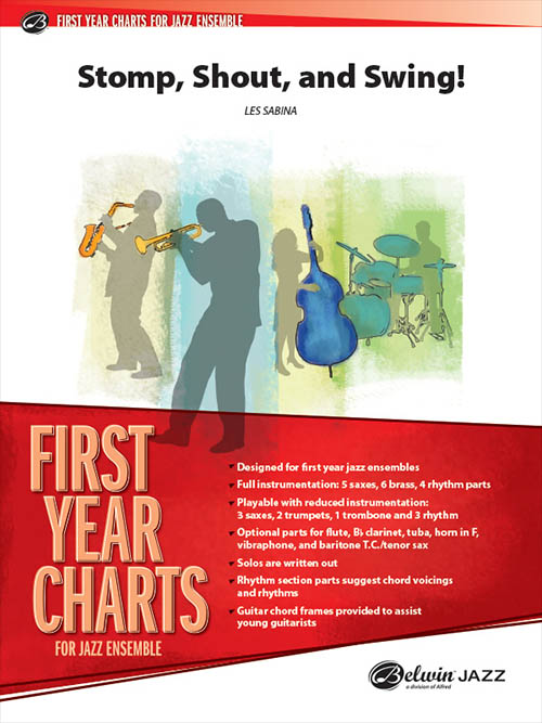 Shout, Stomp, and Swing!: First Year Charts