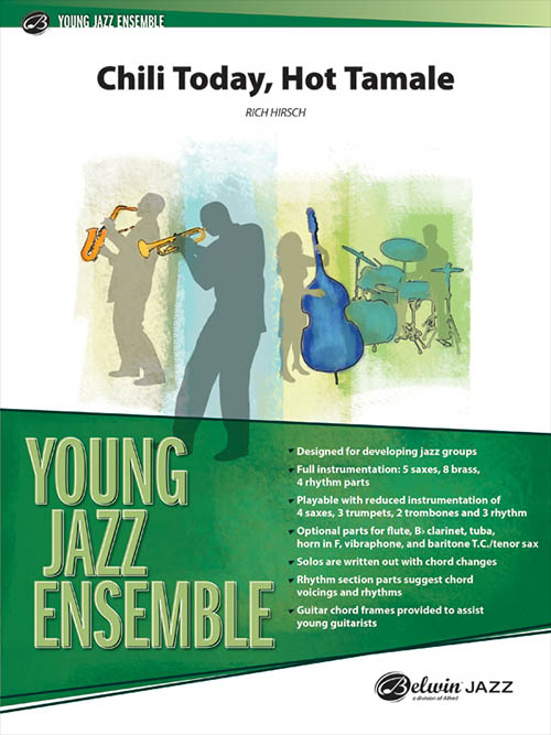 Chili Today, Hot Tamale: Young Jazz Ensemble