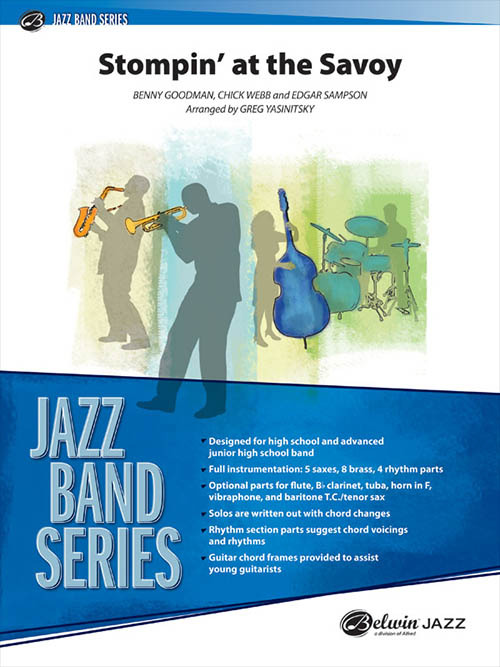 Stompin' at the Savoy: Jazz Band Series