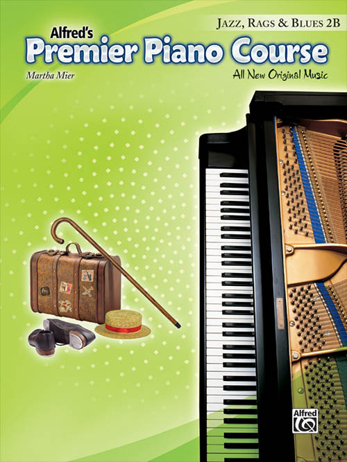 Premier Piano Course: Jazz, Rags & Blues 2B