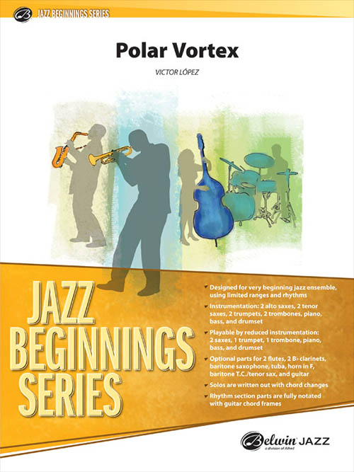 Polar Vortex: Jazz Beginnings Series