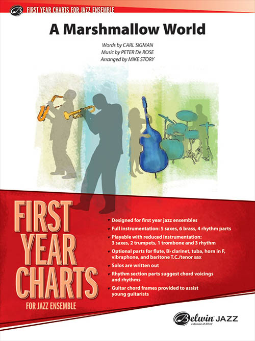 A Marshmallow World: First Year Charts