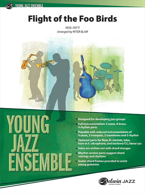 Flight of the Foo Birds: Young Jazz Ensemble